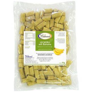 Smakołyki bananowe